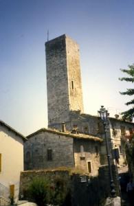 Sotto la torre antica 2