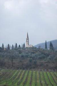 Vecchia chiesetta di Nanto
