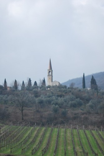 Nanto - Vecchia chiesetta di Nanto