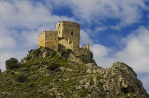 Il mio personale omaggio a chi mi ha fatto conoscere i castelli di Sicilia