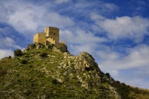 Il castello Serravalle di Mineo
