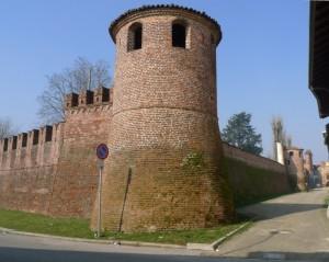 Divieto di sosta al Castello Litta