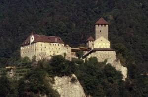 L'ultimo scatto a Castel Tirolo