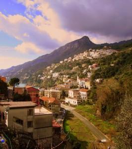 Il paesino della fiction Capri…