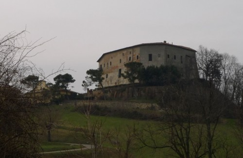 Stradella - La Rocca di Stradella