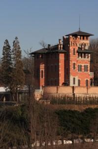 Castello in frazione Valmanera