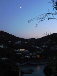 Notte d'isola