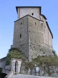 il castello imponente