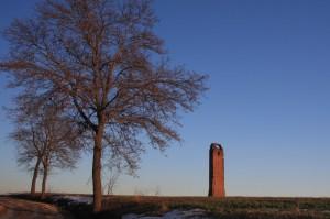 Torre nella frazione Brassicarda