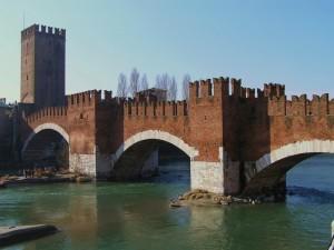 Castello e ponte Scaligero