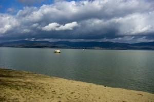 Panorama da Castiglione del Lago