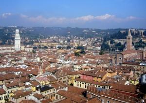 Panorama di Verona