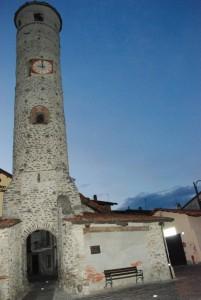 torre porta salassa
