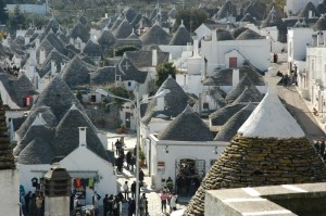 Distesa di trulli