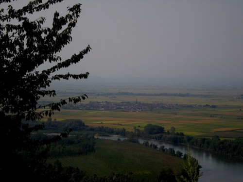 Trino - Trino Vercellese, panorama