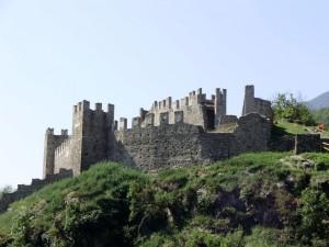 Grosio's Castle