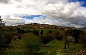 nuvole su Aragona