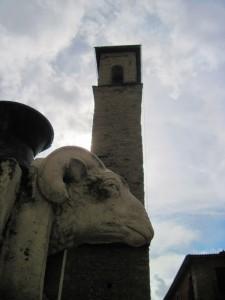 l'ariete e la torre
