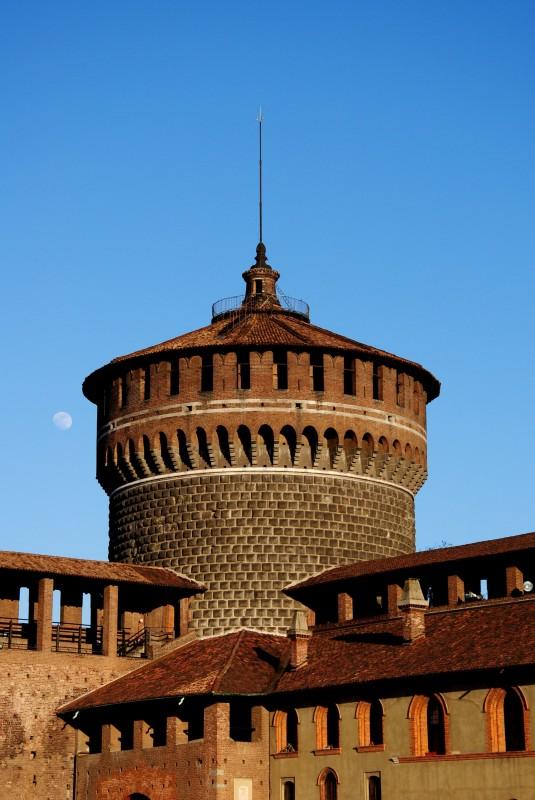 """''Dedica con la luna ai miei carissimi """"Fotografi per diletto""""'' - Milano"""
