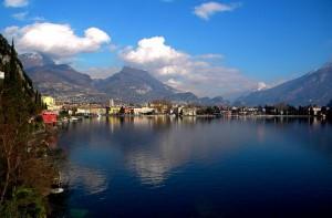 Cielo sereno a Riva