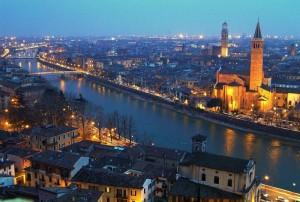 Luci a Verona