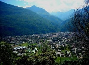 Morbegno in Valtellina