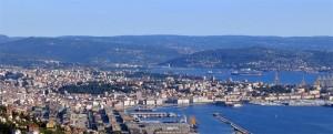 Trieste, capolinea d'Italia…