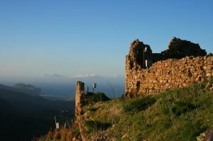 il castello di Tripi