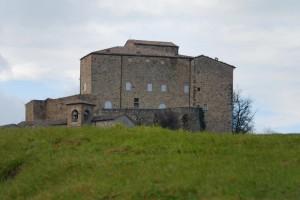 Il castello di Rossena