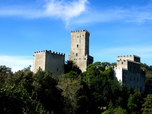 Le torri del Castello Pepoli
