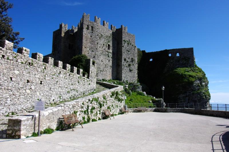 ''Castello di Venere'' - Erice