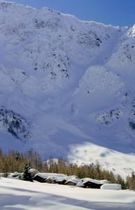 Le Saline in Val di Rezzalo