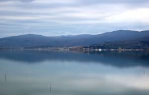 Panorama di Passignano s/T