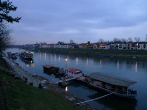 Barche sul Ticino