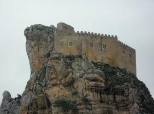 Il castello incantato di Mussomeli (lato d)