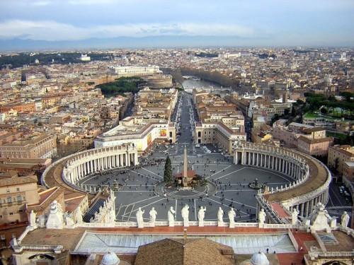 Roma - Roma dal Cupolone