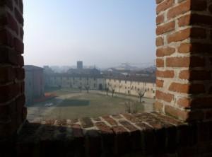 Il Castello dai merli della Torre
