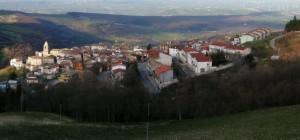 Panorama di Alberona