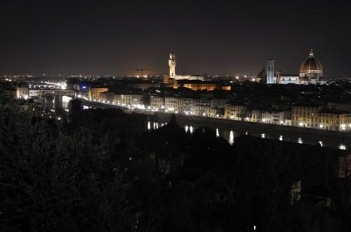 Firenze - Sentirmi piccola così tutte le volte che mi trovo qui di fronte a te...