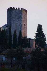 la torre principale