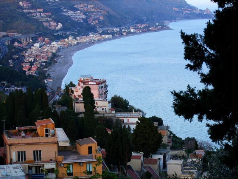 ''Tutti al mare!'' - Taormina