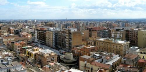Foggia - Panorama di Foggia