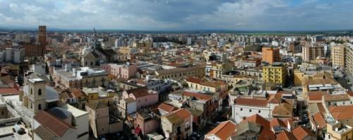 Foggia - La Migliore Visuale sulla Città di Foggia