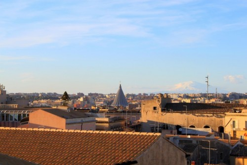 Siracusa - Panorama a nord-ovest