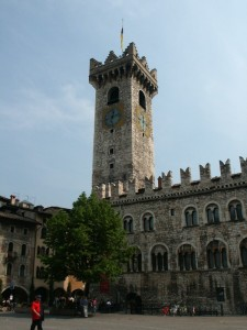 Trento, la torre civica