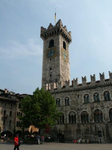 Trento - Trento, la torre civica