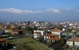 Ponderano e il Monte Mucrone