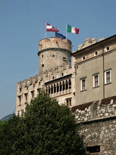 Trento - Torre Aquila del Buonconsiglio