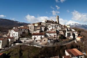 Goriano Sicoli Panorama