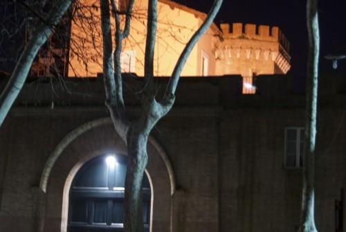 Pomezia - Torre del borgo di pratica di mare